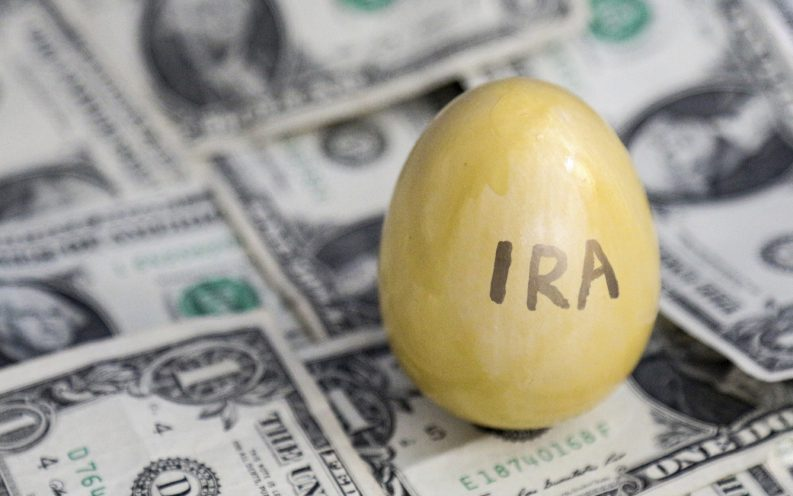 IRA tax deduction