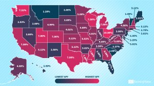 The Best Interest Rate in Every State