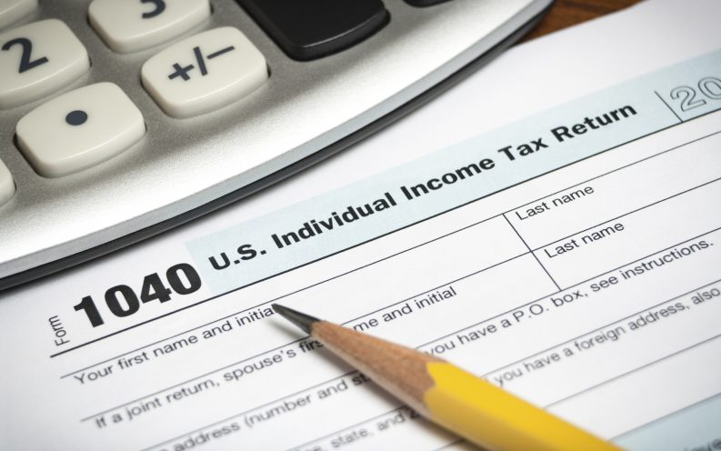 personal exemption tax deduction