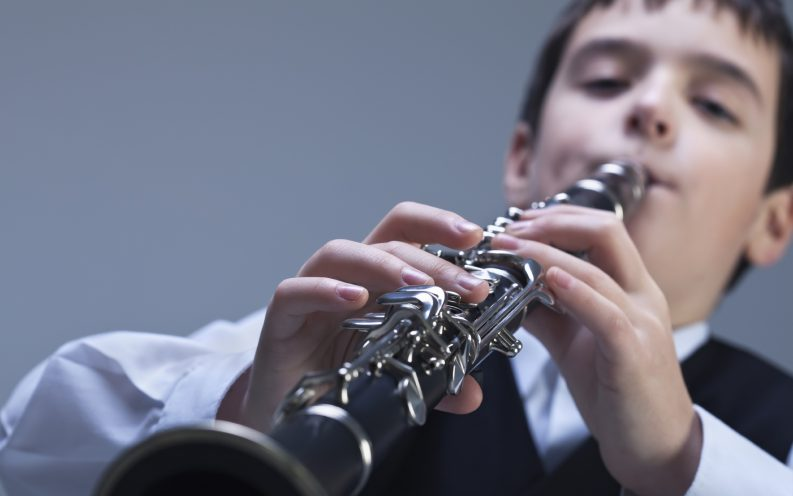 clarinet lesson tax deduction