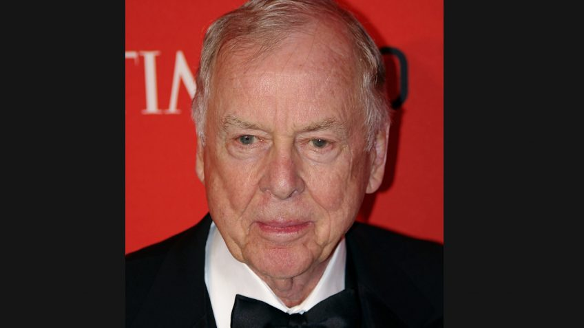 T. Boone Pickens resolution