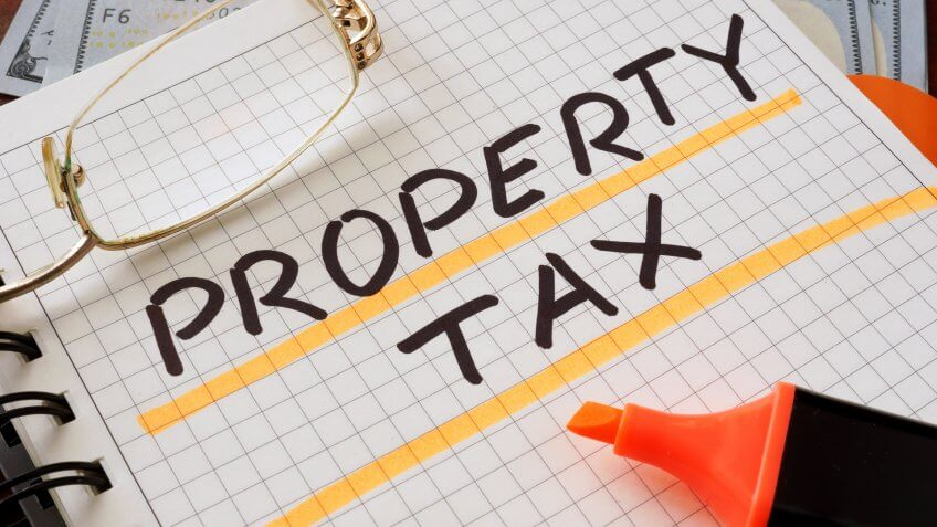When Can You Deduct Property Taxes On A New Home