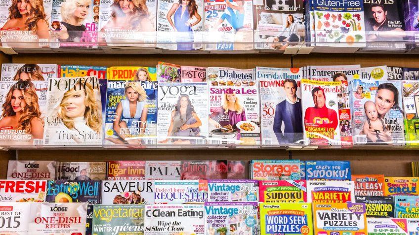 Amazon magazines