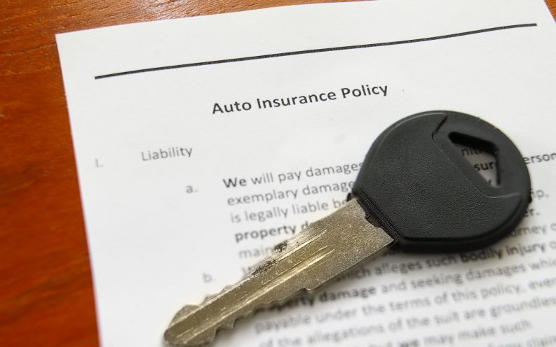 auto insurance deal