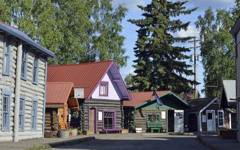 Alaska interest rates
