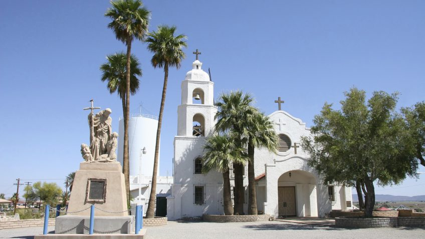 St. Thomas Mission