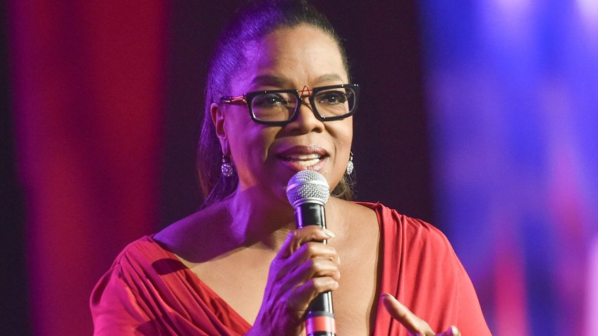 NEW ORLEANS, LA - JULY 02:  Oprah Winfrey speaks onstage during the 2016 ESSENCE Festival presented By Coca-Cola at Ernest N.