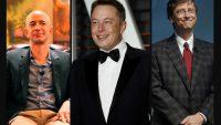 11 Billionaires With Big, Bold Ideas