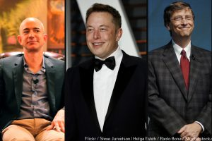 11 Billionaires With Big, Bold Ideas