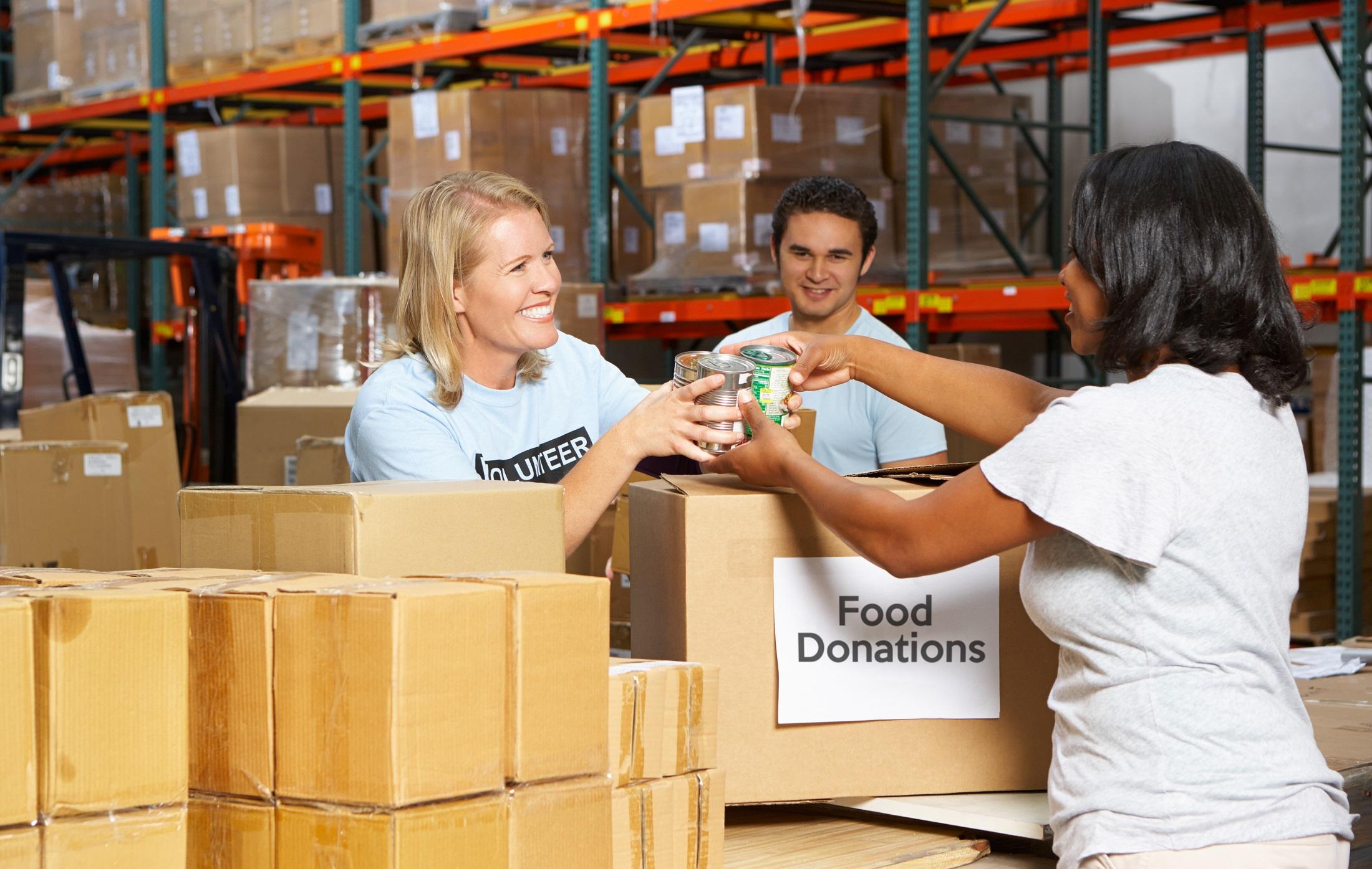 charities, charitable giving