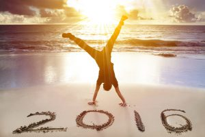 'Enjoying Life to the Fullest' Is 2016's Top New Year's Resolution, Survey Finds