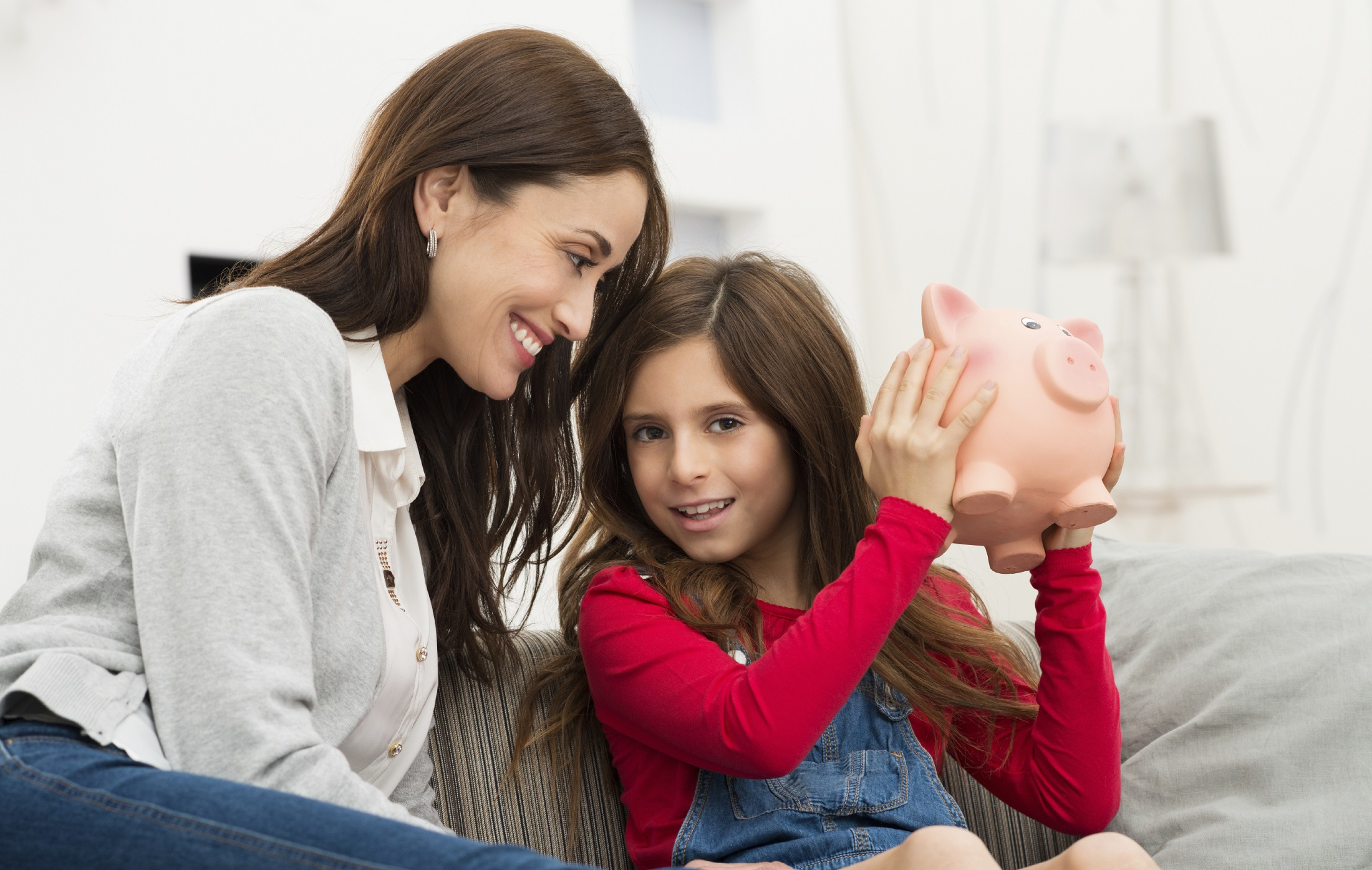 teaching kids about money