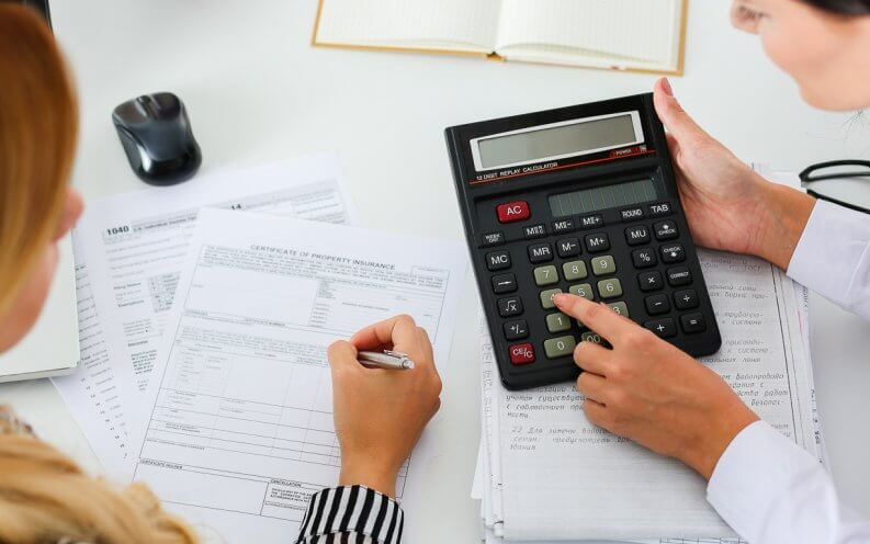 personal tax post situation