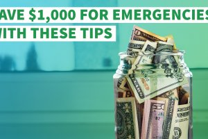 5 Tips to Build Up an Emergency Fund This Year