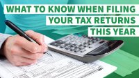 5 Things You Need to Know When Filing Your Tax Return This Year