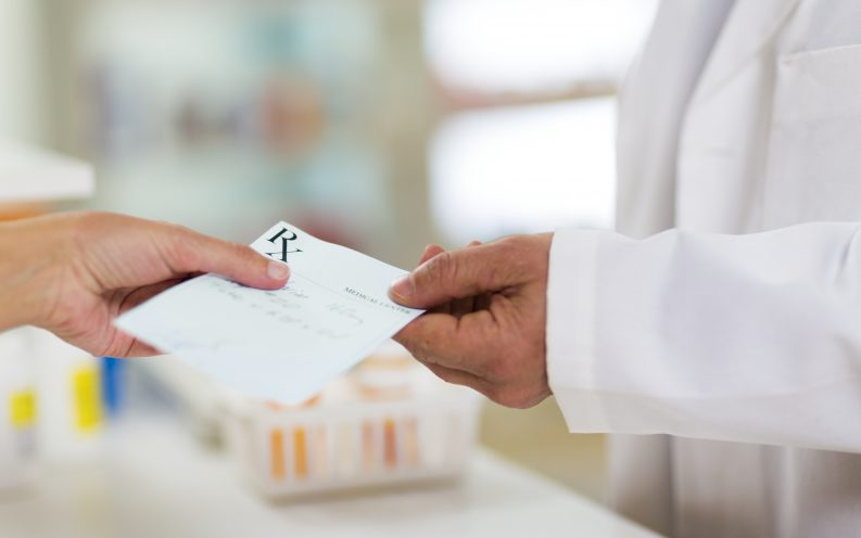 getting a prescription for generic drugs