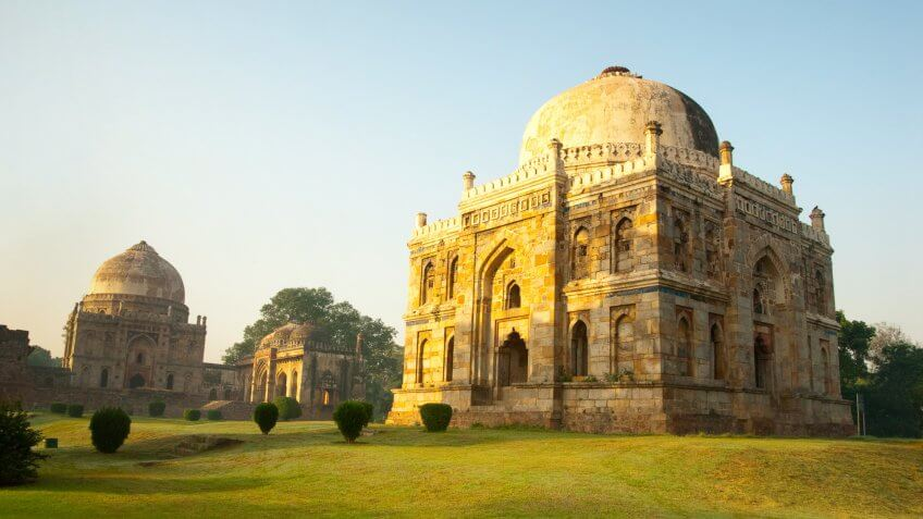 Lodhi Gardens Delhi India
