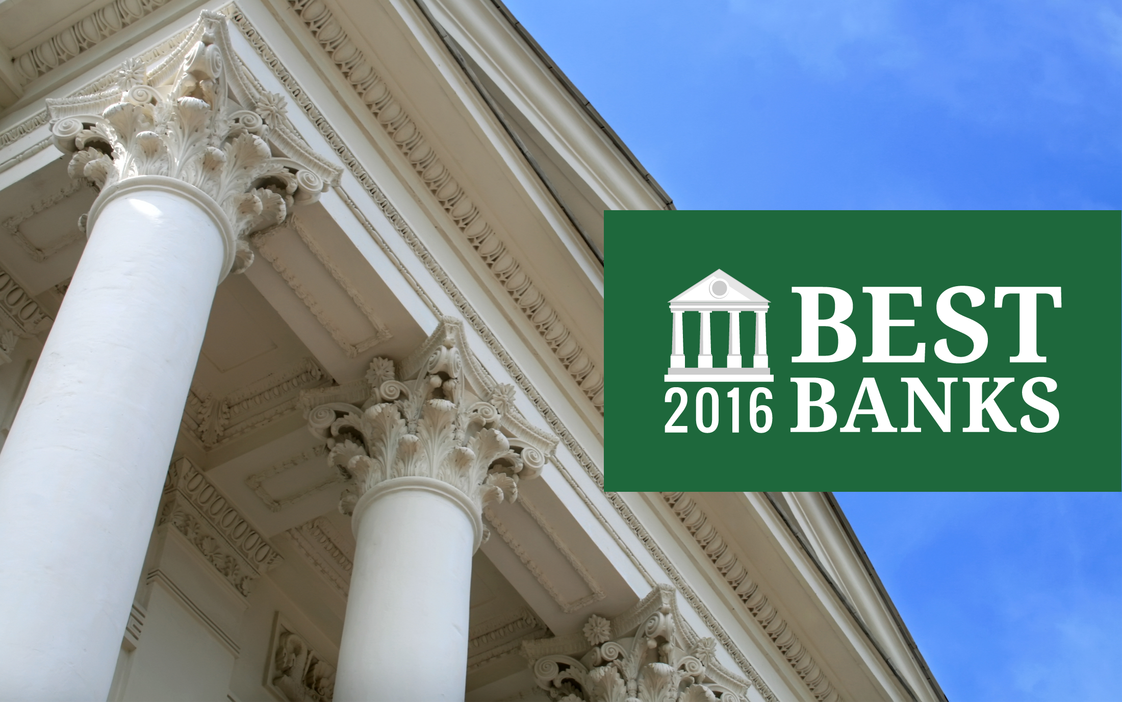 best national banks 2016