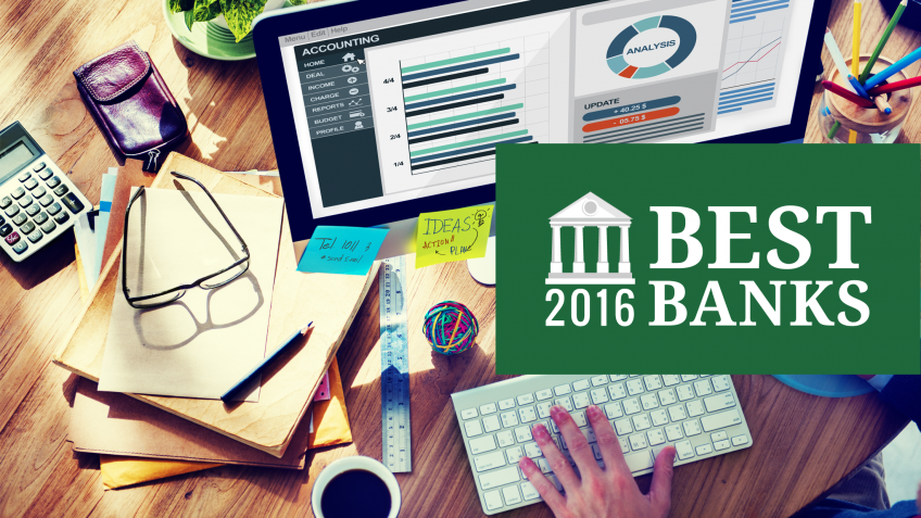 Ally Bank Is the Best Online Bank of 2016
