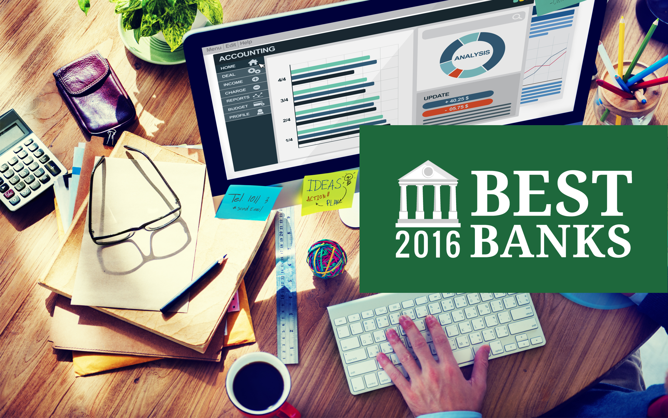 best online banks of 2016