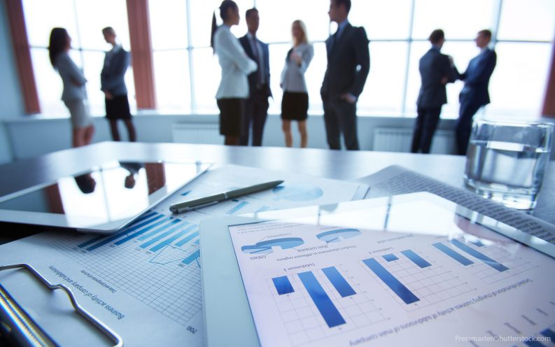 review business plans for blue chip stocks