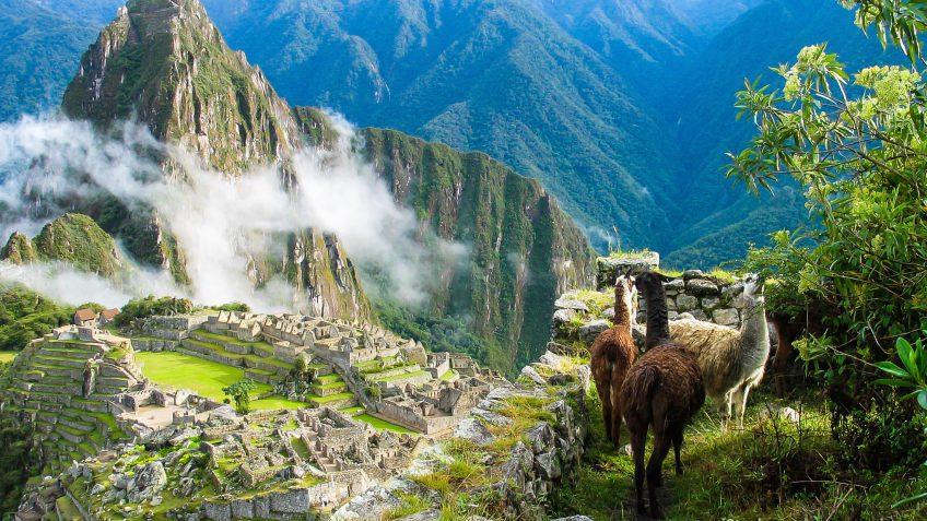 Peru spring travel Cuscos Machu Picchu
