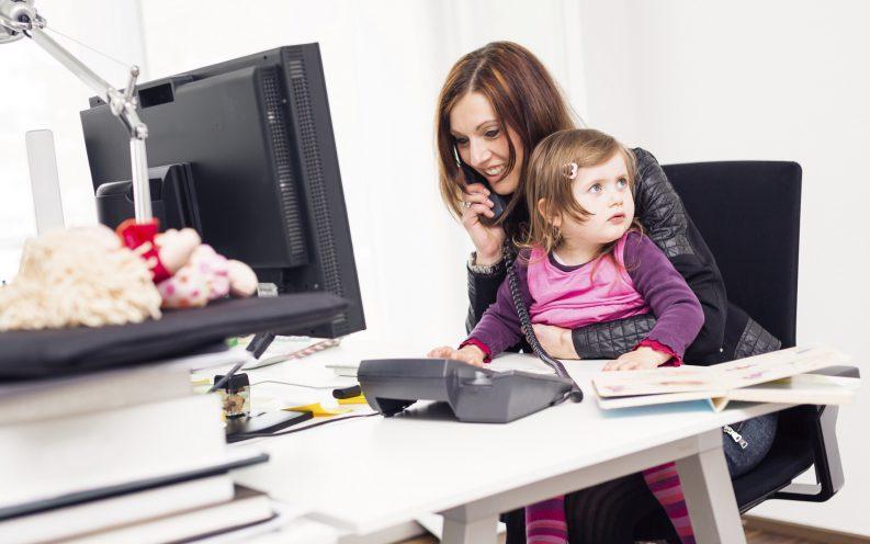 mother daughter best jobs work-life balance