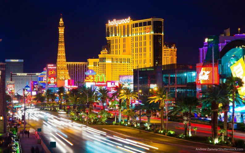 Nevada travel deals, Vegas strip