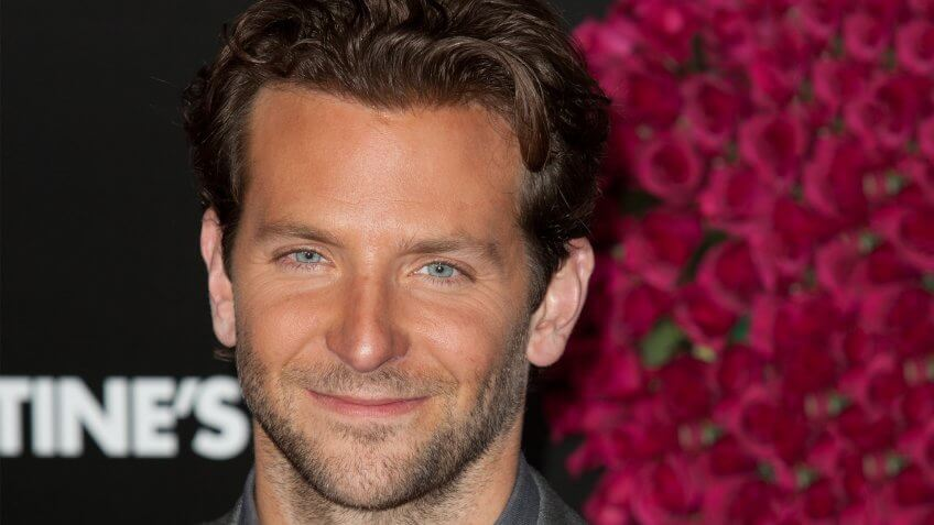 Bradley Cooper's Net Worth Reaches $100 Million on His 42nd Birthday