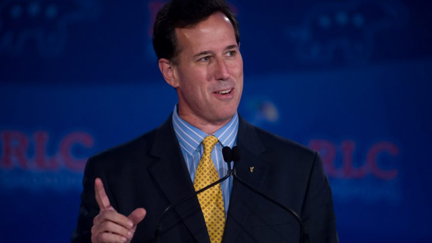 Rick Santorum speech