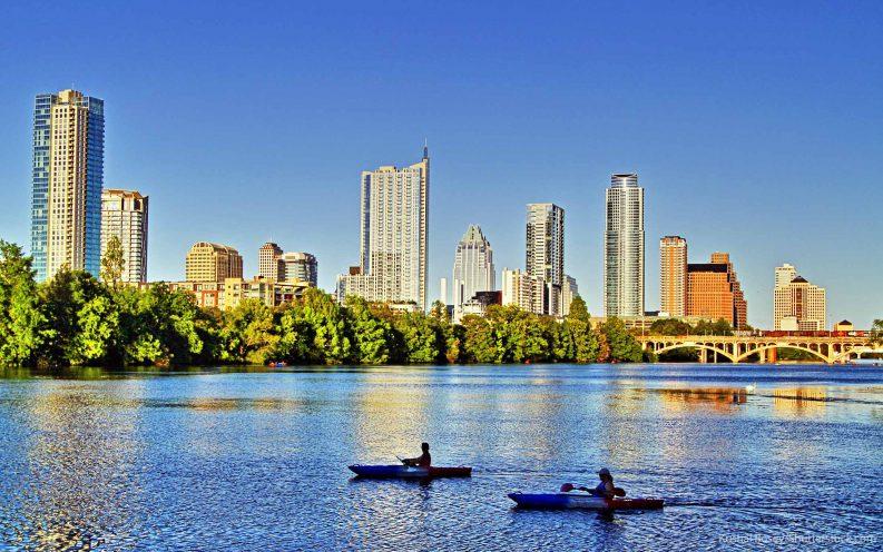 Texas spring break in Austin