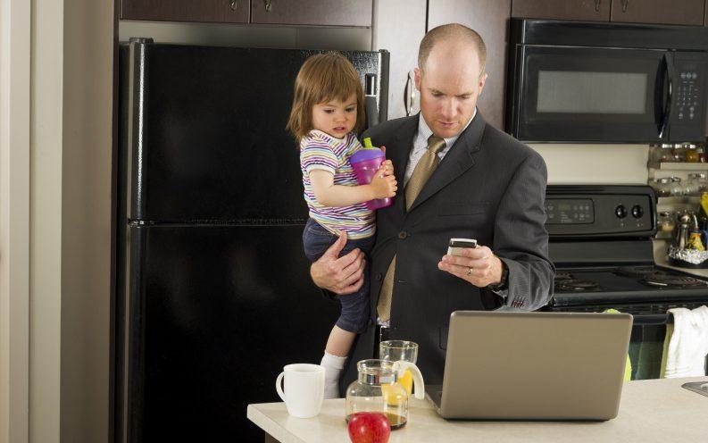 father daughter worst jobs work-life balance