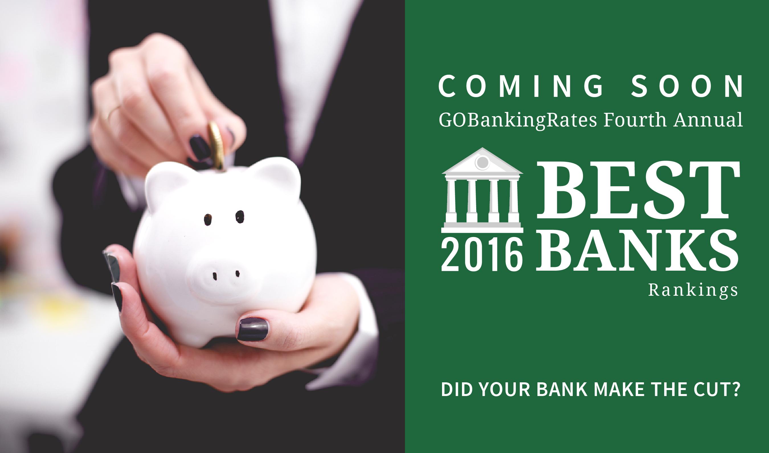 Best Banks of 2016