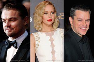 Oscar Nominations 2016: Leonardo DiCaprio Net Worth, Jennifer Lawrence Net Worth and More