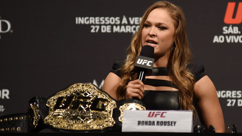 A Look at Ronda Rousey's Net Worth on Her 29th Birthday