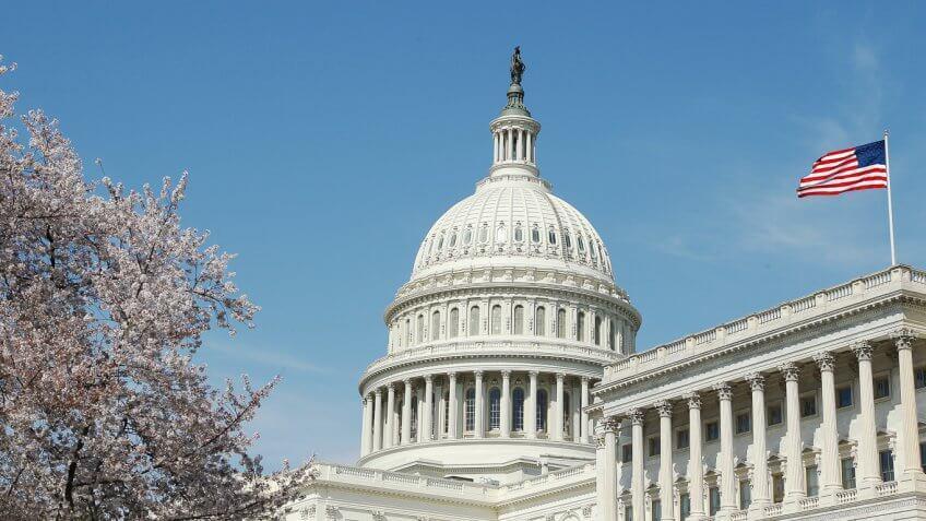 United States Capitol, Capitol Building United States Congress