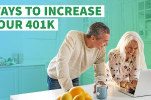 10 Ways to Increase Your 401k
