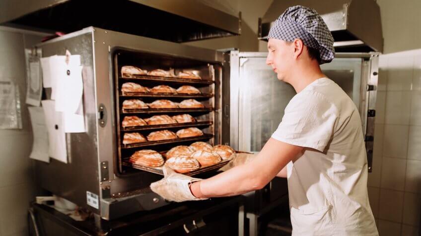 baker, bakery