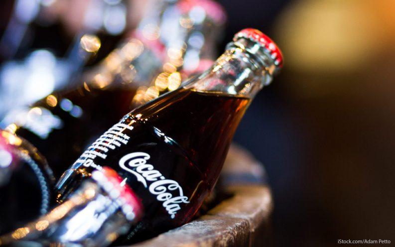 Warren Buffet Coca Cola