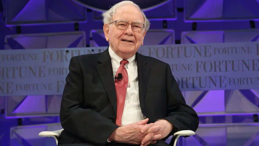 2014, 21 Life Hacks From Warren Buffett That Anyone Can Use, CA, Chairman/CEO of Berkshire Hathaway speaks during the 2014 Most P, Laguna Niguel, October 8th, USA, Warren Buffett