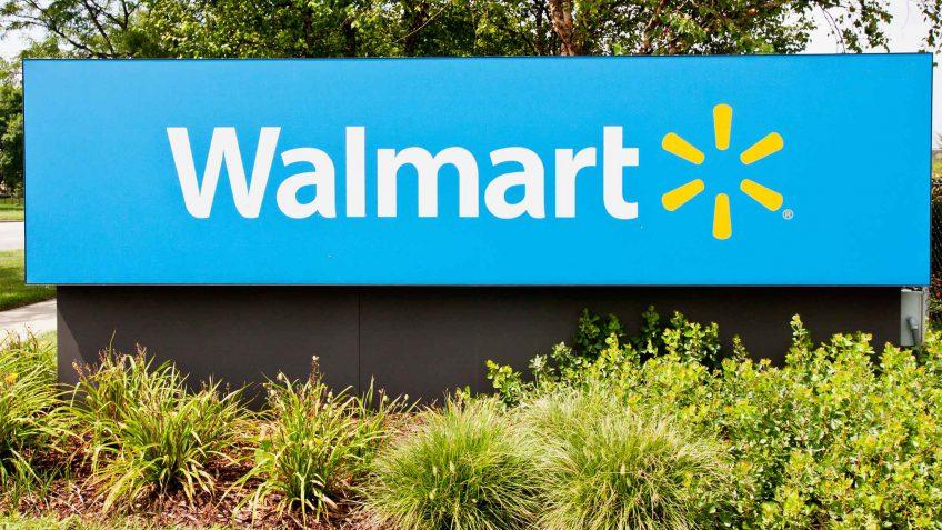 Walmart stock market