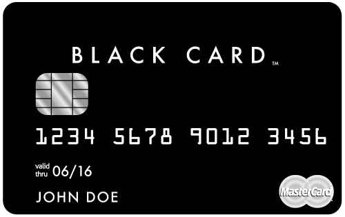The Top 10 Most Exclusive Black Cards You Don T Know About