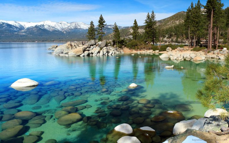 Lake Tahoe spring break
