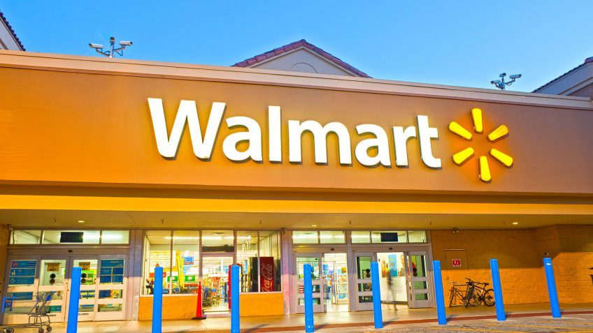 best and worst jobs at Walmart