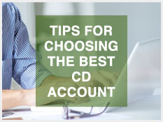 Open a New CD Account