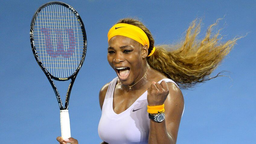 20 Richest Female Athletes