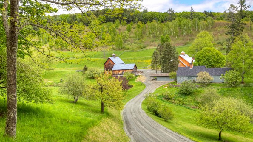 Vermont real estate