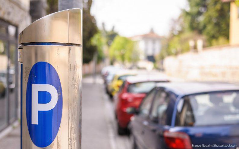 sell parking spot