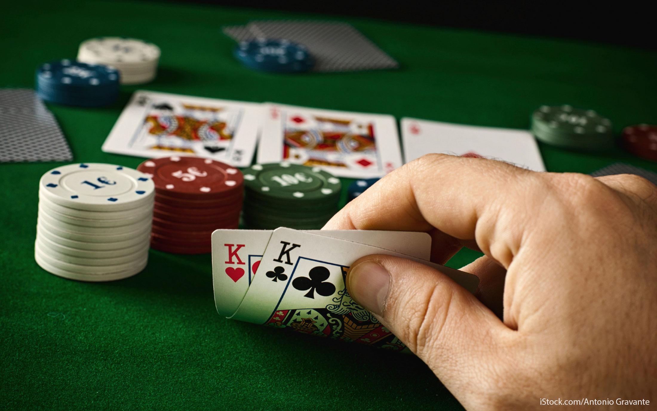 gambling on stocks
