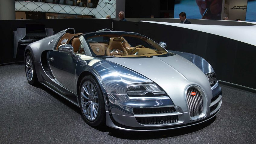 10 Hottest Cars of Famous CEOs | GOBankingRates